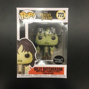 Billy Butcherson Funko Pop